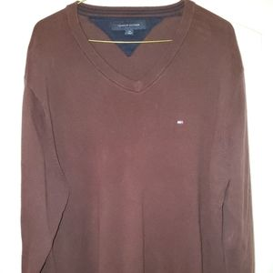 Tommy Hilfiger V Neck Sweater